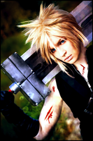 Cloud Strife by VampGuyZ