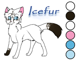 CoN - Icefur REF by screms