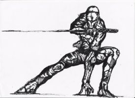 Metal Gear Solid by Pvt-Snowball