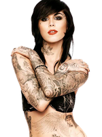 Kat Von D Png 01 by PhotopacksLiftMeUp