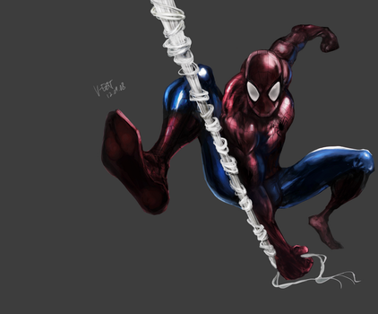 Spider-man by Real-V-EAT