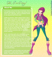 Learn About Roxy (Fanmade) by FlamesofSugar