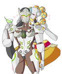 More Genyatta by Ashourii