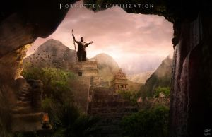 Forgotten Civilization by PouicA