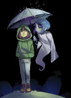 This umbrella for your Soul by Peek-aBoo
