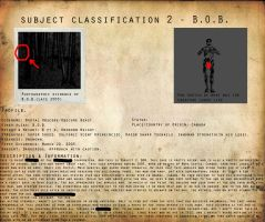 CP Subject Classification 2 -  B.O.B. by MKUltra159