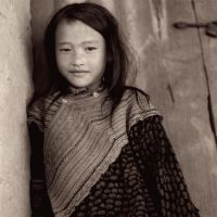Hmong Tribesgirl by weeBeastie