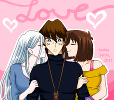 So much love for Seto by EngelchenYugi