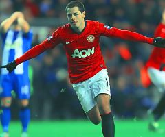 Chicharito Red Devil by Sweet-Tizdale