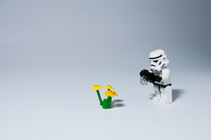 Lego: Flower Photography by StewNor