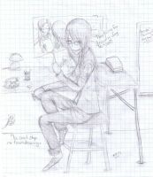 Practice for drawing day :D by gosetsuke123