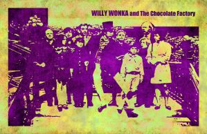 Iconic Cinema: Willy Wonka and theChocolateFactory by Pyrochimp