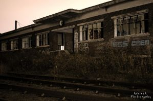 Old Station by DiY171
