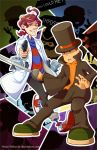 Professor Layton: Father and Son by Mikochi