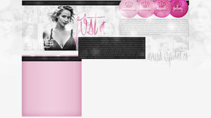 Layout ft. Jennifer Lawrence by Andie-Mikaelson