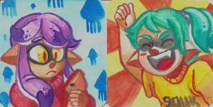 squid kid tiles by snaximation