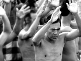 .kecak dancer. by mikeizer44