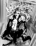 Sephiroth. time is a flat circle. by satablank