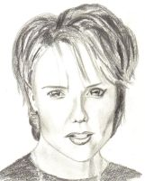 Captain Samantha Carter by Fring