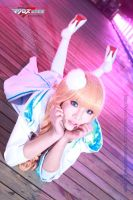 Sheryl Nome Universal Bunny in White Bunny 03 by multipack223