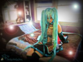 Vocaloid Cosplay Photo Contest - #137 Jennifer by miccostumes