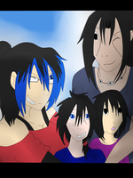 Naruto.: AU:. ~The Uchiha Brood~ by Ninja-Burito
