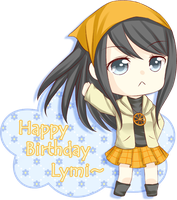 TBH - HBD Lymi by MieuMew