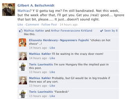 Hetalia Facebook: Comment Banned by gilxoz-epicness