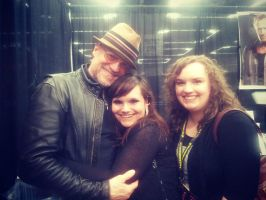 Wizard World Portland 2 ~ Michael Rooker by chachi411