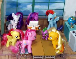 Pony Clubroom by AnimatorAR