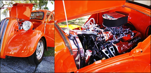 Hot Rods National 2011 by RetroSpectiive