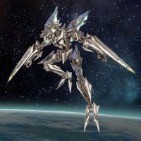 ARWING Transfomer full color by archus7