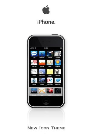 iPhone NewIcon Theme