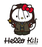 the hobbit - hello kili by tencinoir