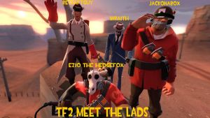 TF2 meet the lads by weEgestor