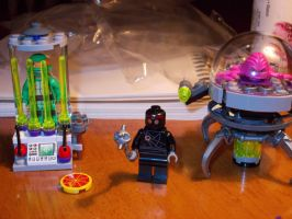 LEGO TMNT : kraang lab escape by TMNTFAN85