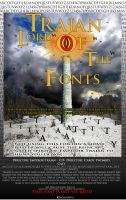 Trajan Lord of the Fonts by Darkside0326