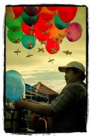 Baloon by IndraNte