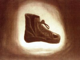my beloved shoe.. by Artimise