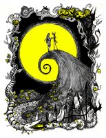 Nightmare before Christmas by galazy