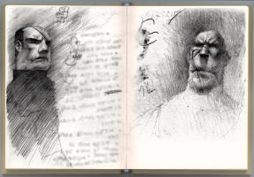 sketchbook 09 by troutfishing
