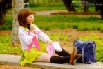 You know how they talk about fated encounters? by Hitomi-Cosplay