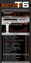 Entire winamp skin by samiximas