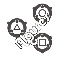 ID Visual: Logo Algures by vanilla-dome