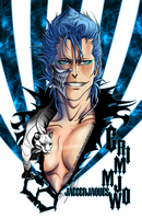 GRIMMJOW Jaegerjaques tribute by blackstorm