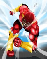 Flash by Albert217