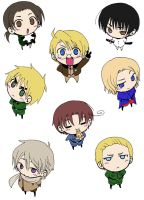 HETALIA - colored by mebemyself247