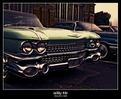 Caddy HDR by pilgrimx