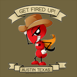 GET FIRED UP! - Marc Marquez / MotoGP Austin TX by Lai-Tut