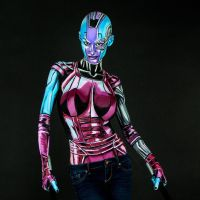 Nebula Bodypaint by KayPikeFashion